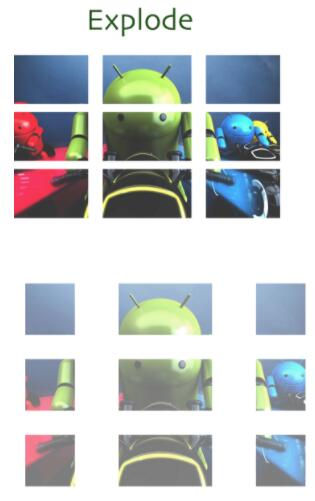AndroidXY-Android Open source third party library, UI collection